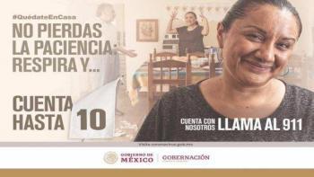 """""""Cuenta hasta 10"""" causa enojo en redes"""