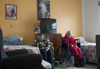 IMSS llama a tener acercamiento con adultos mayores para que no sufran depresión