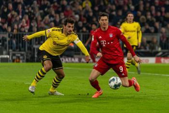 Dortmund y Múnich se juegan puntos de altura
