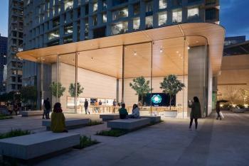 Apple reabrirá el 50% de sus tiendas en Estados Unidos