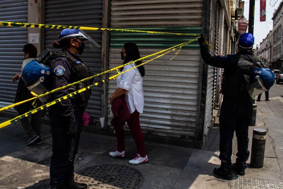 NEGOCIOS INSISTEN EN ABRIR SIN MEDIDAS ANTE PANDEMIA DE COVID EN ESTADO DE MÉXICO