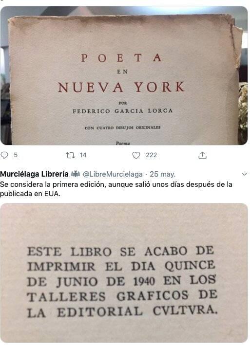 Librerías de viejo recurren a redes para ofertar tesoros literarios