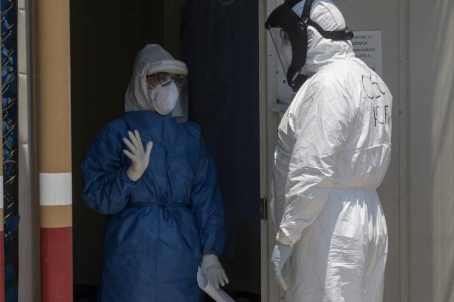 Michoacán registra el día con más decesos y contagios por Covid-19