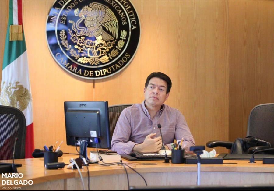 Mario Delgado pide economías resilientes