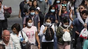En CDMX reportan 20 mil casos de contagios