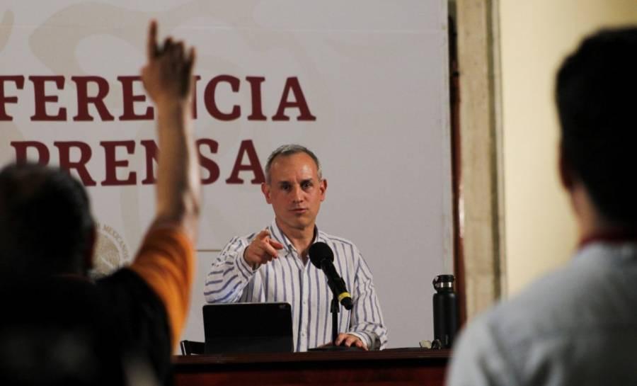 Hay cifras ocultas de muertos por COVID-19 reconoce López-Gatell