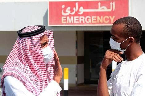 Arabia Saudita estima tendencia a la baja en casos de COVID-19