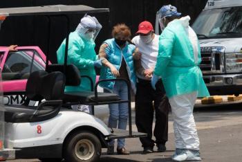 UNAM asegura que México está lejos de controlar la pandemia