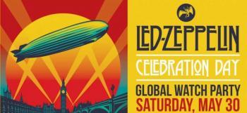 Led Zeppelin transmitirá concierto gratuito en YouTube
