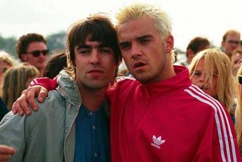 Robbie Williams vuelve a criticar a Liam Gallagher