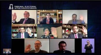 TEPJF exige detalles de valoraciones a candidatos al INE
