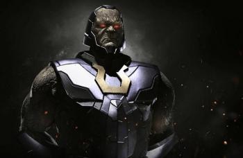 """Revelan primer vistazo de Darkseid en la """"Liga de la Justicia"""""""