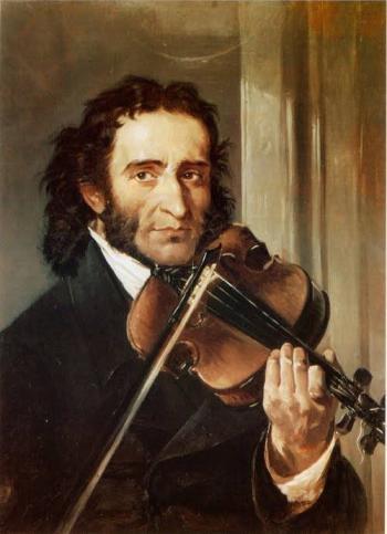 Niccoló Paganini… la leyenda sobre una leyenda