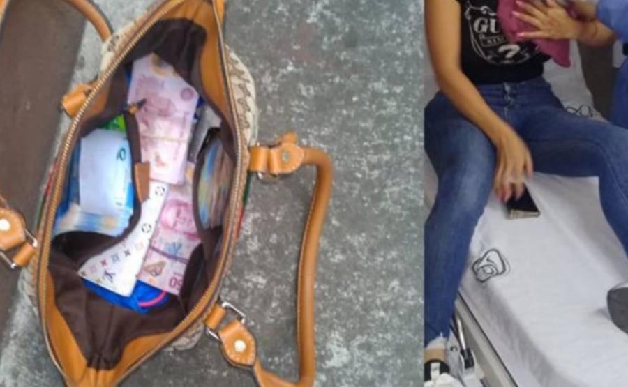 Intentan robar a colombiana en Iztacalco