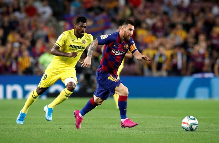 Messi cuenta las horas para seguir su camino al Pichichi