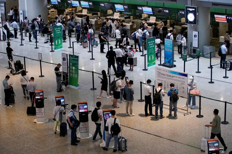 China triplica permisos  a vuelos internacionales