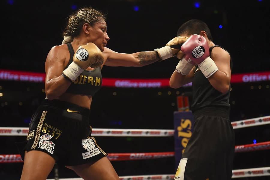 """Boxeo tiene """"humo blanco""""; regresa con la """"Barby"""" y el """"Pivi"""""""