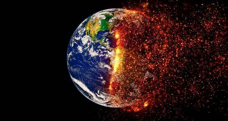 Al terminar la pandemia, la sociedad se enfrentará a otros problemas; el cambio climático.