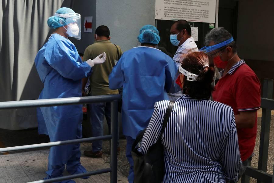 Puebla registra dos mil 559 contagios y 452 muertes por Covid-19
