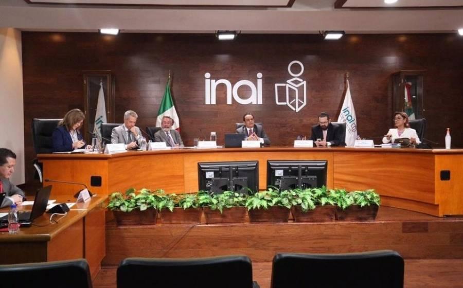 INAI interpondrá acción de inconstitucionalidad ante la SCJN