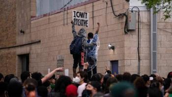 Continúan las protestas en EE UU por la muerte de George Floyd