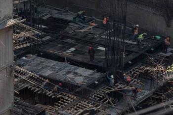 Solo se ha aplicado 2.6% del presupuesto en obras