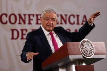 """No es socialismo, es """"Juarismo"""", afirma López Obrador"""