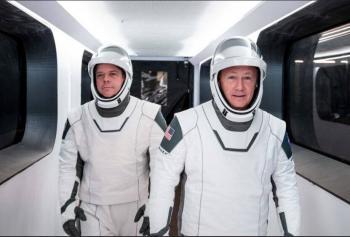 Por clima aplazan vuelo espacial del Space X