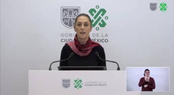 """Presentará Sheinbaum protocolos para """"Nueva normalidad"""" el domingo"""