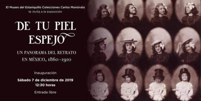 Exposición virtual fotográfica de 1860 a 1910 en el Museo del Estanquillo