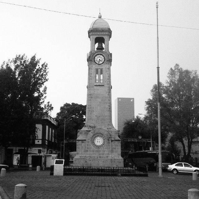 El Reloj Chino de Bucareli, 106 años marcando el tiempo