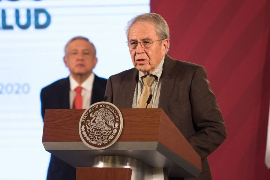 Inicia nueva etapa, pero carrera contra el Coronavirus sigue: Jorge Alcocer