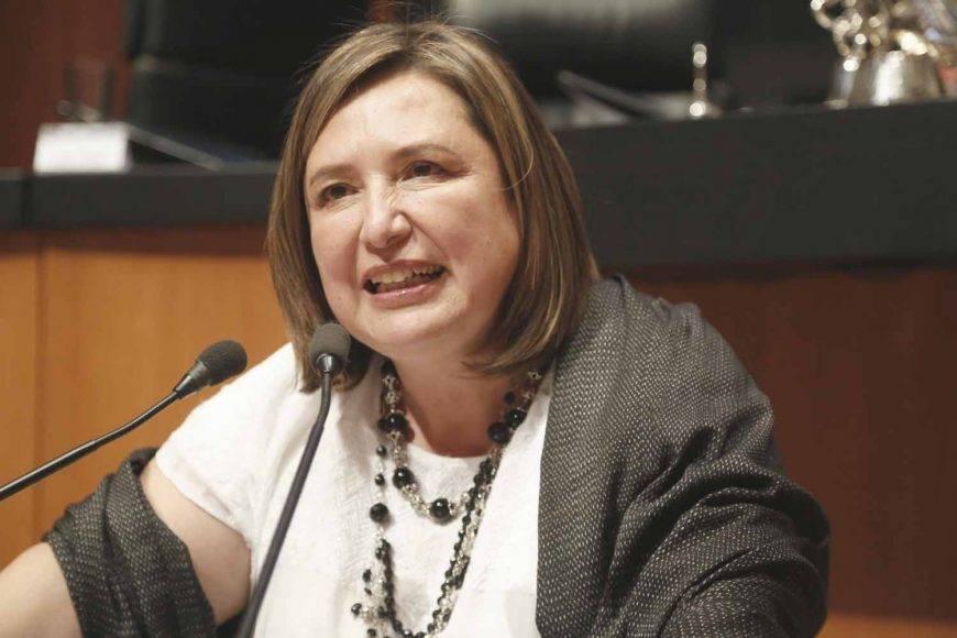 Logra Greenpeace amparo para energías limpias, afirma senadora Gálvez