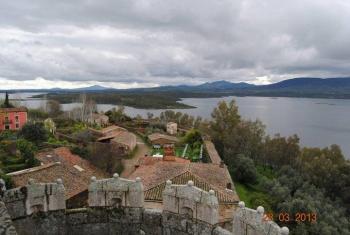 Granadilla, la historia de un pueblo abandonado