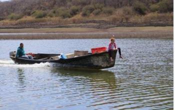 Mejoramiento Productivo: Agricultura apoya a pescadores de aguas continentales