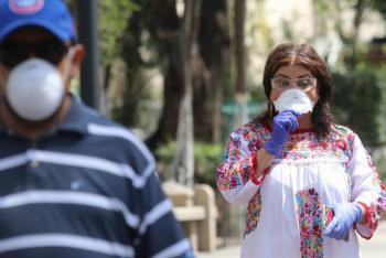 Realizan pruebas en calle donde murieron 5 de coronavirus