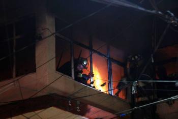 Incendio en Tlajomulco deja 5 muertos, entre ellos tres niños