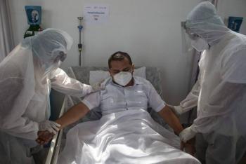 Puebla reporta la cifra más alta de contagios por Covid-19