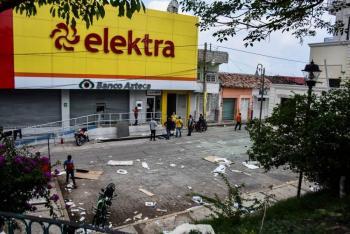 Pide AMLO rechazar falsas noticias, tras quemas en Chiapas por rumores