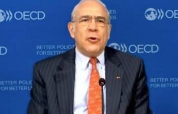 Larga recuperación en forma de U, anticipa la OCDE para México