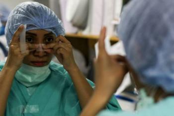 PRD se queja con Derechos Humanos por violación en agravio a médicos del IMSS