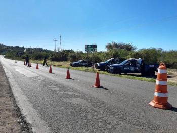 Guardia Nacional confisca metanfetamina en Sinaloa