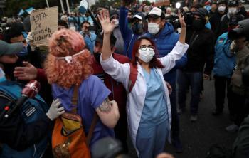 El mundo a punto de registrar 6 millones de contagios de Covid-19