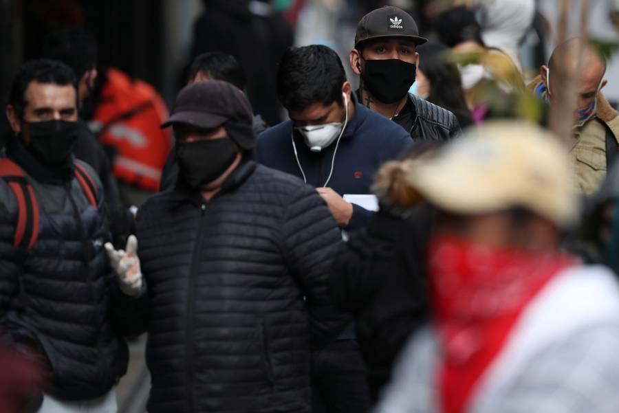 Chile se acerca a los 100 mil casos de Covid-19