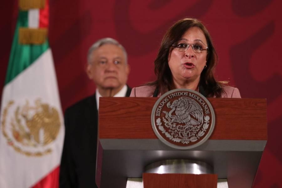 Rocío Nahle desmiente apoyar su compadre para que consiga contratos