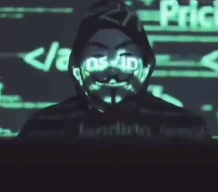 """""""Anonymous"""" amenaza con exponer la red de corrupción policial en EU"""