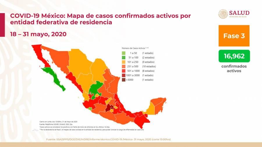 Hoy no se acaba la epidemia ni las restricciones para reducir la movilidad: López-Gatell