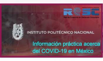 IPN crea página web con información sobre el Covid-19