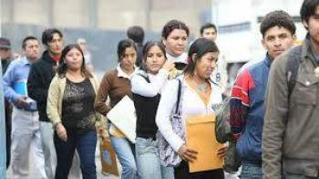 Jóvenes entre 15 y 24 años los más afectados laboralmente