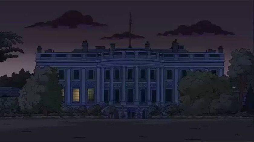 Una predicción más de Los Simpson